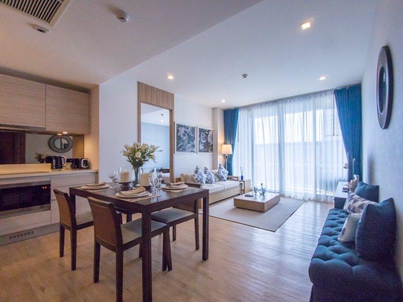 Apartment on the beach 2BDR, location de vacances à Tha Yu