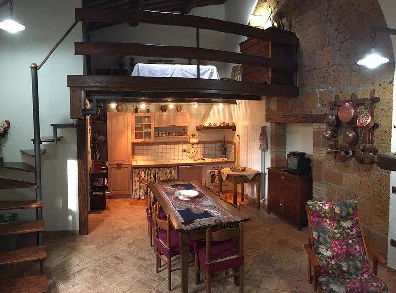 Appartamento La Verdura, holiday rental in Pratolungo