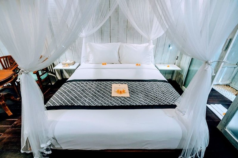 One Superior Room with Breakfast+wifi+AC, location de vacances à Mas
