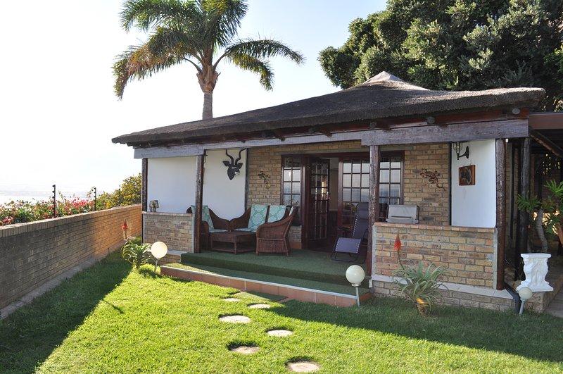 False Bay View Cottage  80m², alquiler de vacaciones en Gordon's Bay