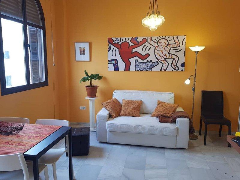 Nice apt near the beach & Wifi, holiday rental in Torre Melgarejo