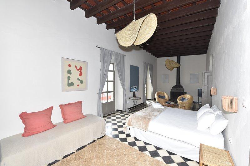 Eole Tarifa Apartaments  2ª B for 5 persons, holiday rental in Tarifa
