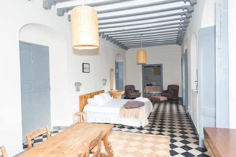Eole Tarifa  Apartaments 1ªB, for 6 persons, holiday rental in Tarifa