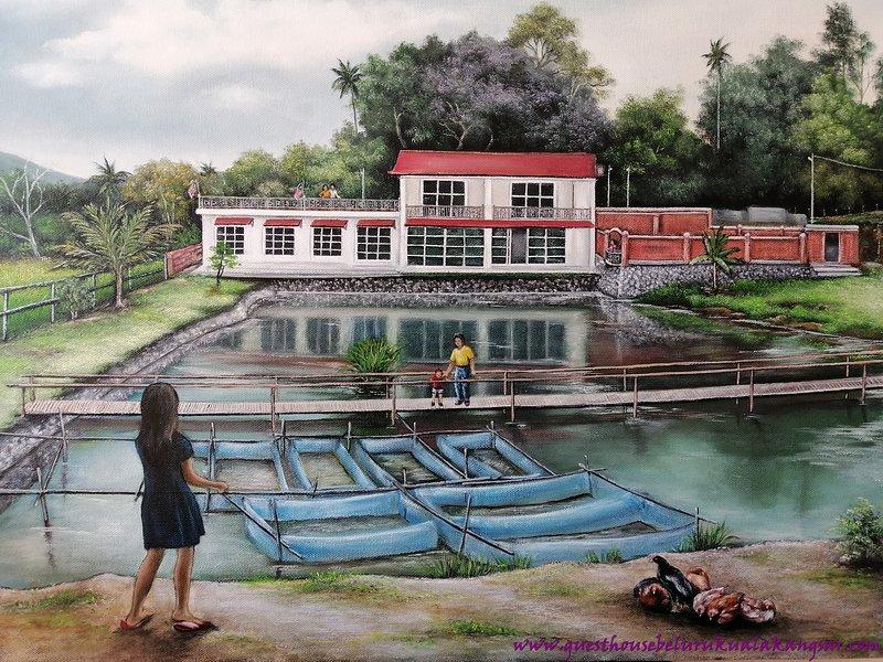 Guesthouse Beluru, Kuala Kangsar, location de vacances à Kamunting