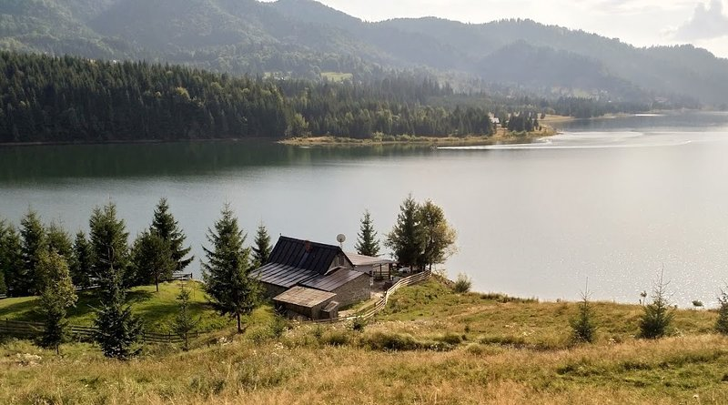Traditional fisherman house, holiday rental in Bistrita-Nasaud County