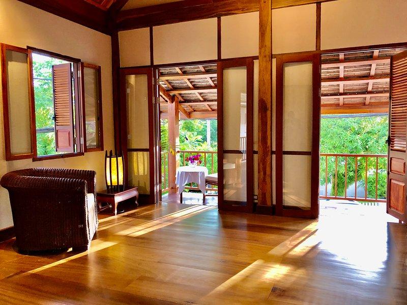 Peninsula House, Ferienwohnung in Luang Prabang