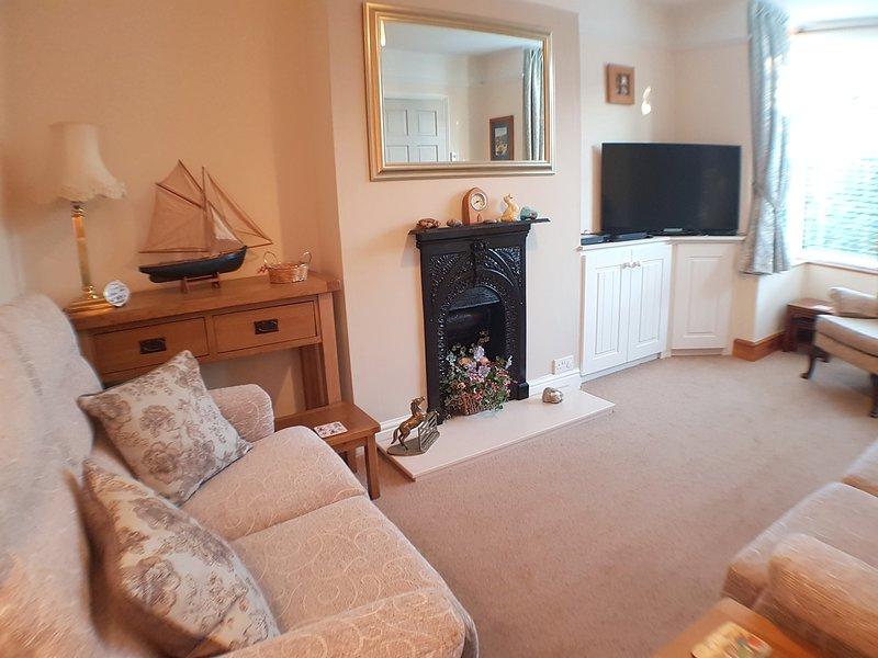 Mabel Cottage Sheringham - 4 Star Grading, holiday rental in Sheringham