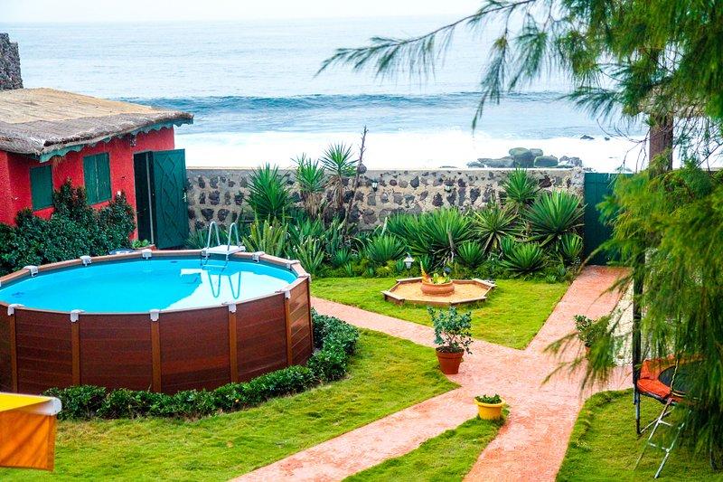 Belle villa vue Océan - Ile de Ngor, aluguéis de temporada em Região de Dakar