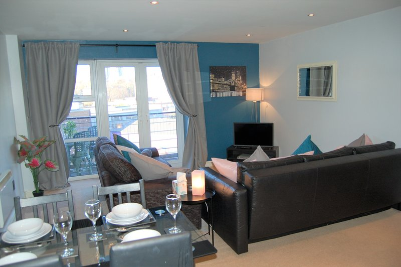 Newcastle Apartment, holiday rental in Burnopfield