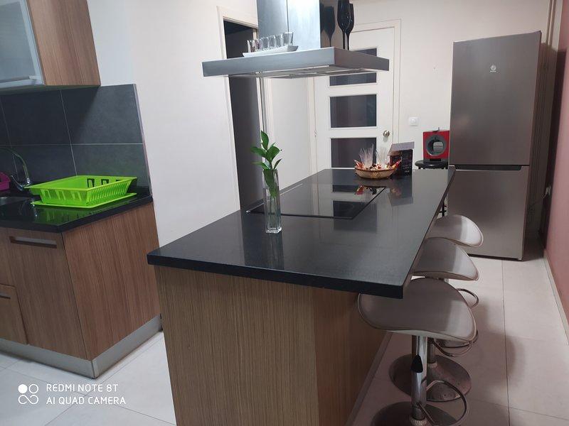 Elegante, soleado y amplio apartamento en pleno centro de Vigo, holiday rental in Vigo