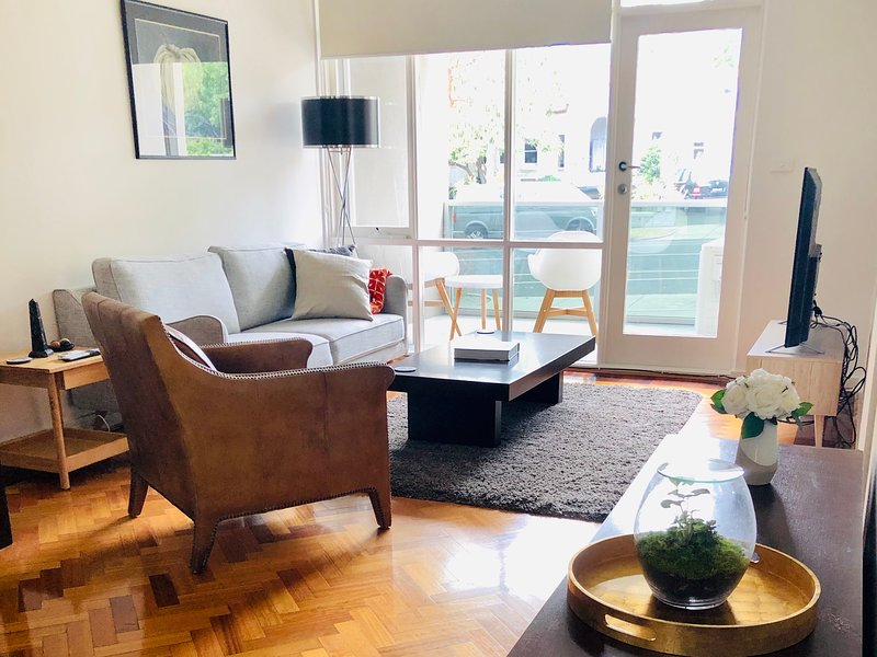 Character, Comfort and Convenience in Caulfield Nth – semesterbostad i Mentone