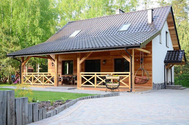Uroczysko Lubiaszów (Beauty Lubiaszów) - Country Holiday home, holiday rental in Piotrkow Trybunalski