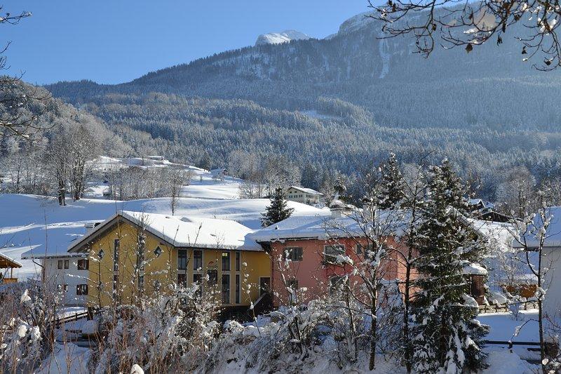 Ferienparadies Alpenglühn en Berchtesgaden