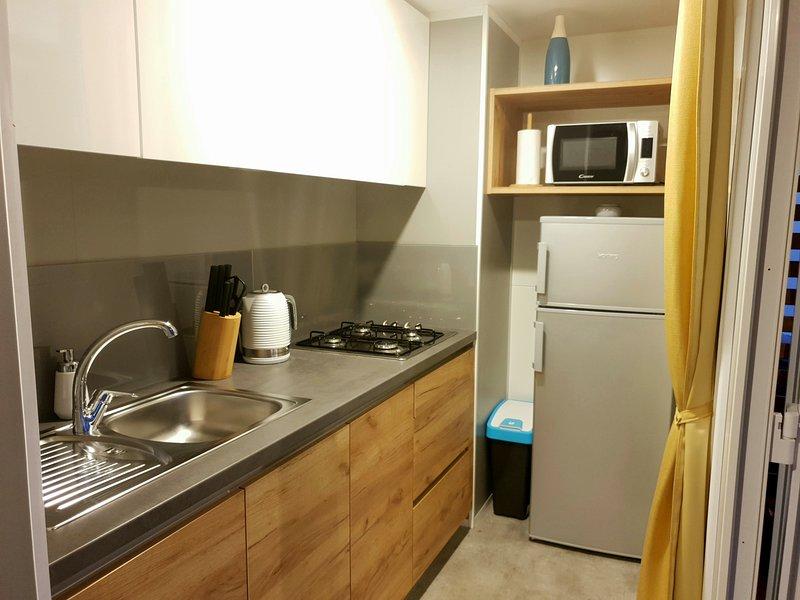 Mobile home Luka, aluguéis de temporada em Biograd na Moru