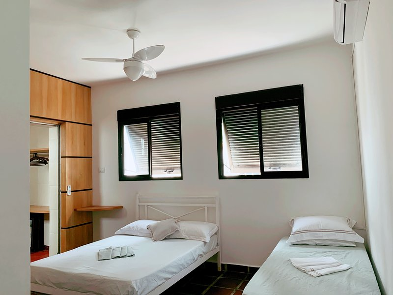 suite doble con closet