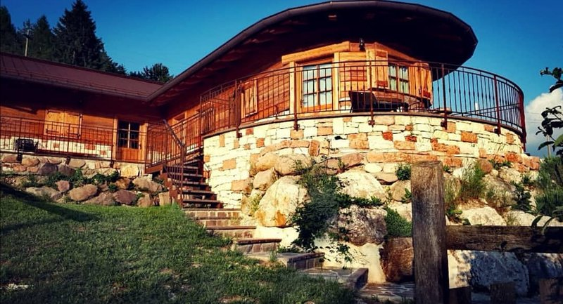 Baita Chalet Alabama, holiday rental in Sovramonte