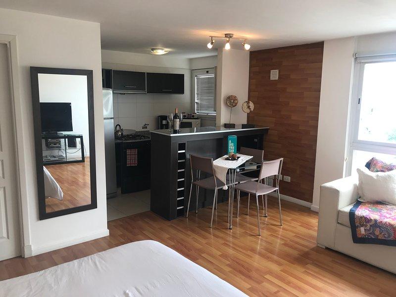 Boutique Apartment Moreno Estudio -  Cerca de Clínica Colón- Pueyrredon, holiday rental in Sierra de los Padres