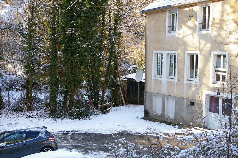 House - 10 km from the slopes, alquiler vacacional en Lamoura