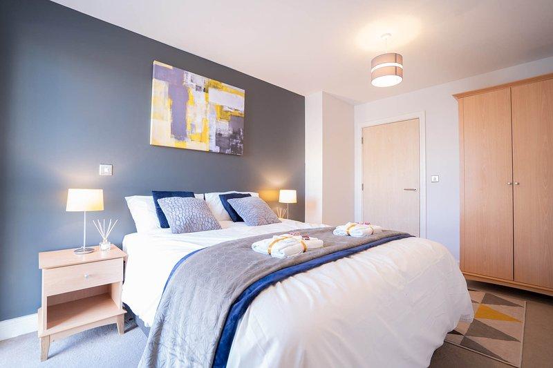 Cosy Luxurious City Centre Apartment - Birmingham - 2 min walk from New Street, aluguéis de temporada em Birmingham