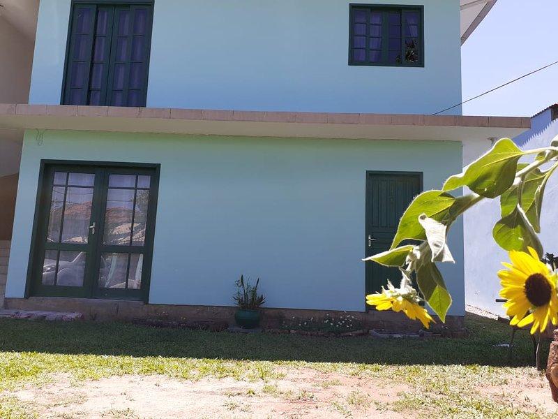 Casa Girassol - Praia Campeche, Ferienwohnung in Campeche