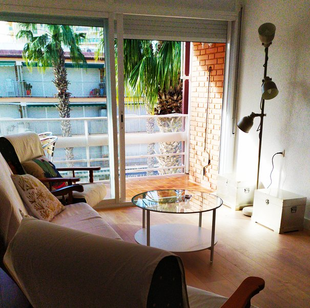 Encantador Apartamento frente a la Playa, casa vacanza a Bonastre
