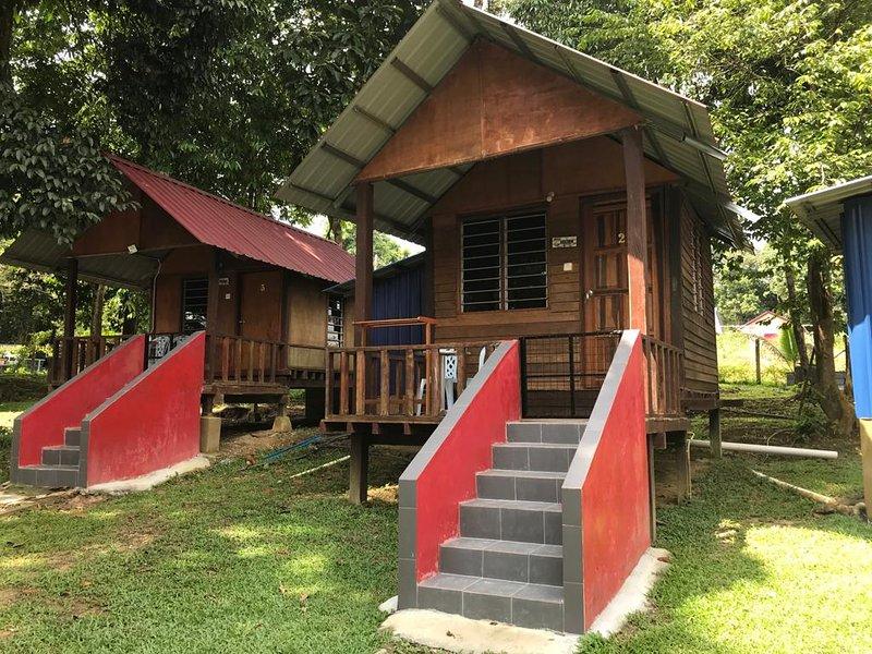 Gandah forest park, casa vacanza a Pahang