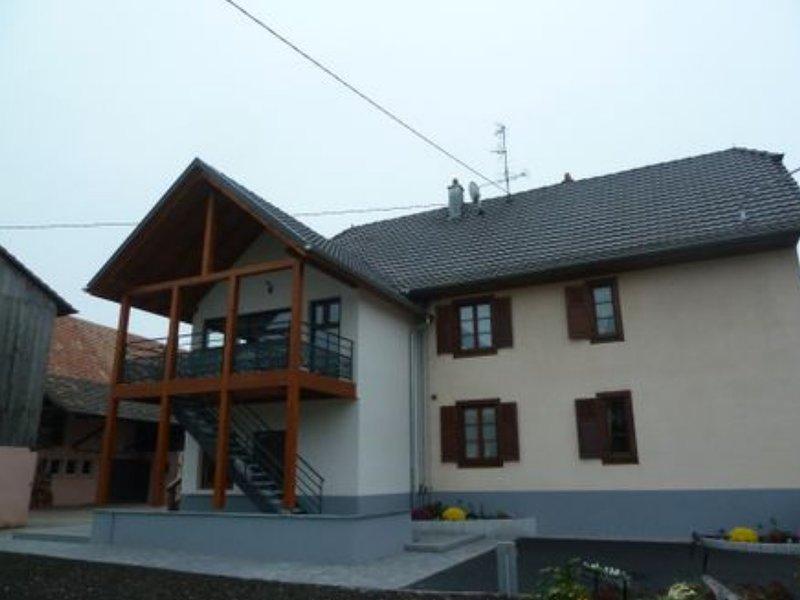 Charmant GITE DE JOSEPHINE en Centre Alsace, vakantiewoning in Sélestat