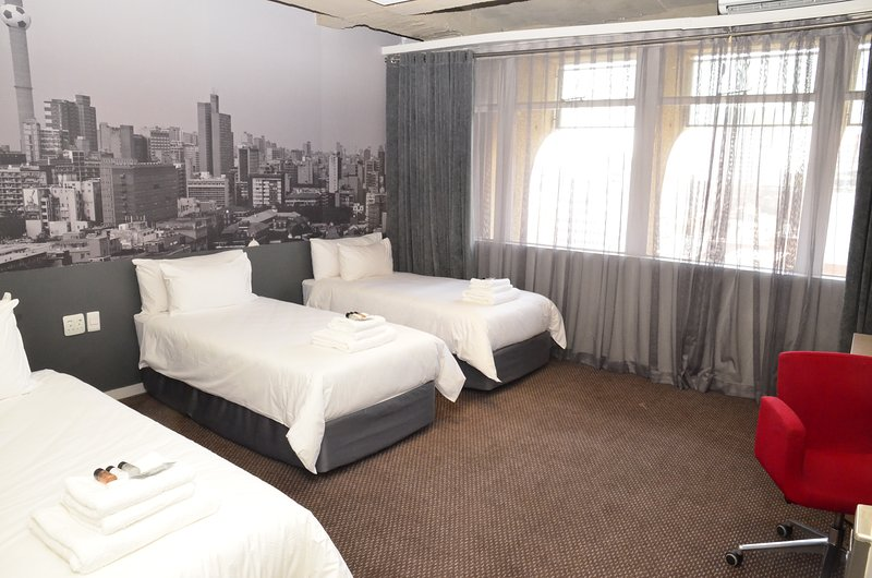 Accommodation at Reef Hostel, aluguéis de temporada em Henley on Klip