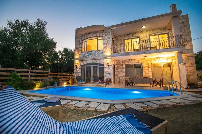Villa Olga, holiday rental in Kalamaki