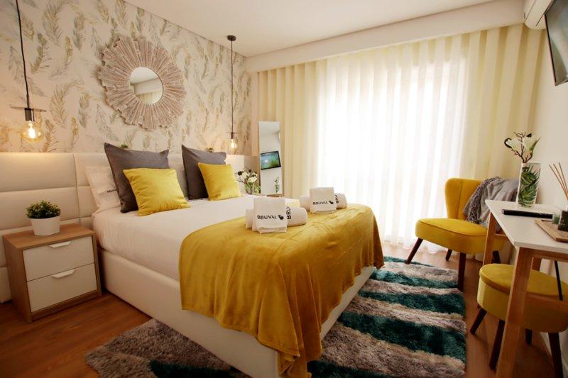 Bruval Premium Apartments - Gaia Terrace, location de vacances à Vila Nova de Gaia