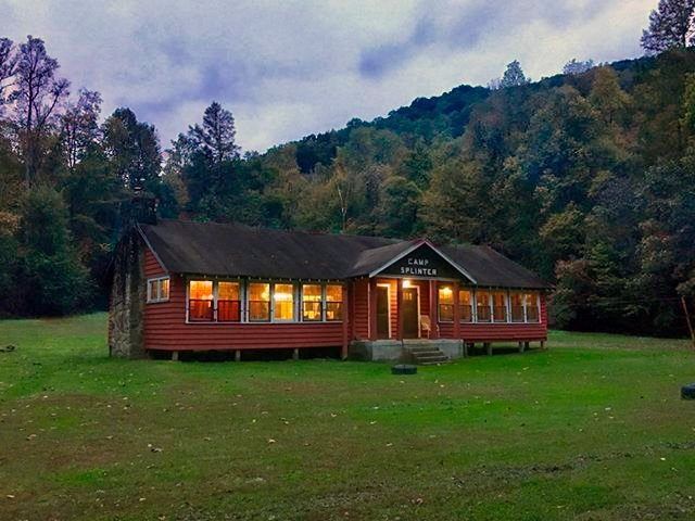 Camp Splinter, vacation rental in Richwood