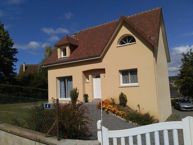 Chez Mado, holiday rental in Bonneville-sur-Touques