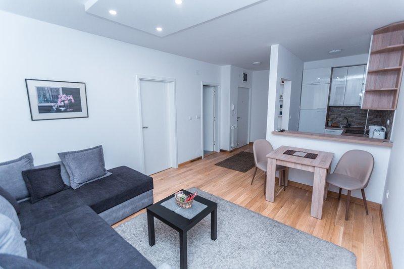 Ziras new & cozy apartment No.2, holiday rental in Pancevo