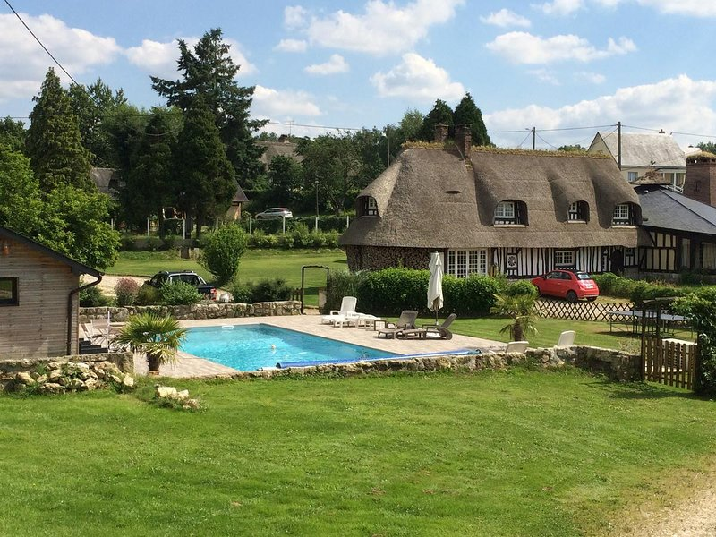 Authentique chaumière normande, holiday rental in Caudebec-en-Caux