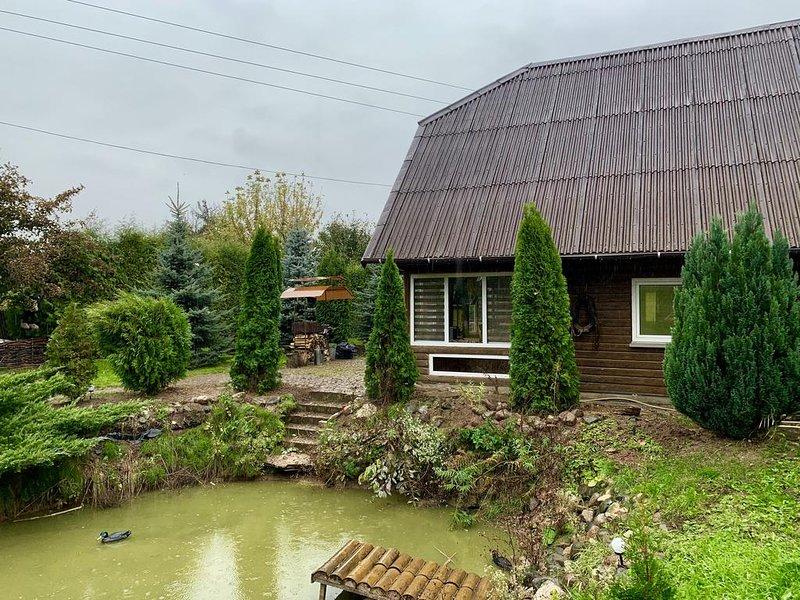 Три богатыря, casa vacanza a Regione di Minsk
