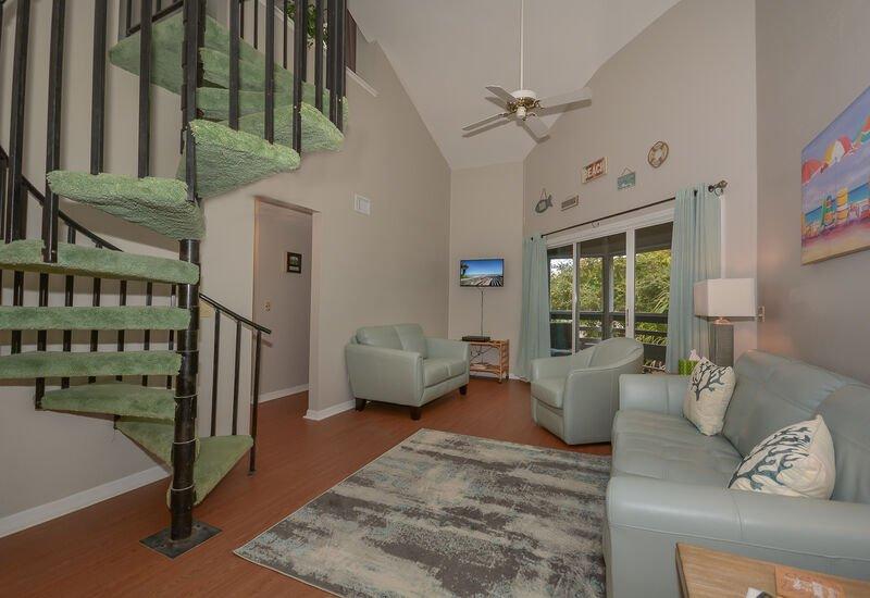 SV267 - Sea Woods Veranda 267, holiday rental in New Smyrna Beach