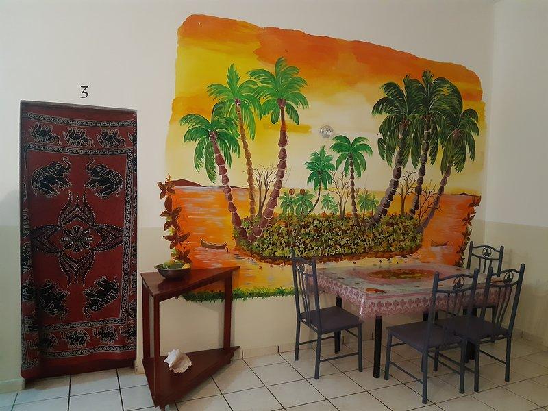 PREM SHANTI YOGA HOME included Yoga classes, vacation rental in Las Galeras