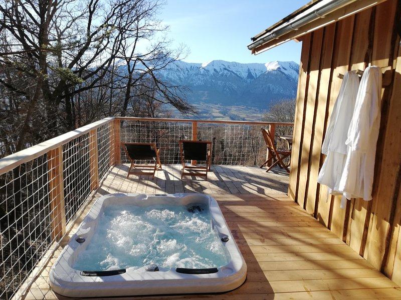 Ma Cabane des Hautes-Alpes, aluguéis de temporada em La Motte-en-Champsaur