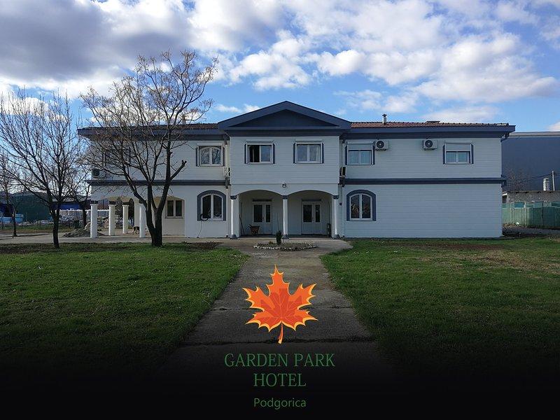 Garden Park Hotel - Podgorica, vacation rental in Podgorica Municipality