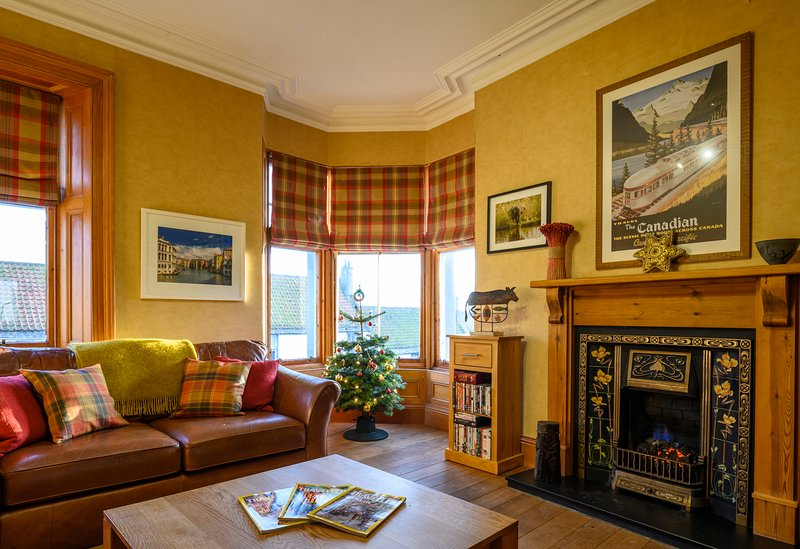 Crail Posthouse, in heart of historic fishing village, near St Andrews, holiday rental in Crail