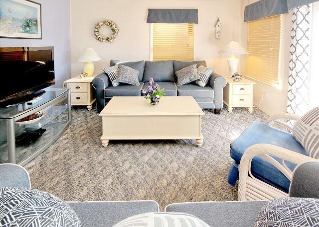 Myrtle Beach Resort A420 | Cozy Condo with Nice Ocean View, holiday rental in Socastee