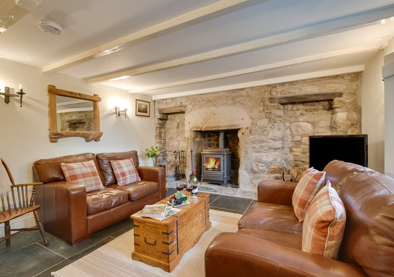 Sunset Farmhouse, holiday rental in Botallack