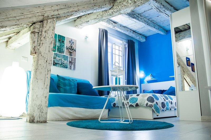 Nel cuore di Ferrara, vacation rental in Chiesuol del Fosso