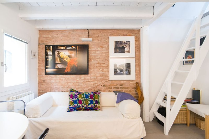 Amazing studio in Venise & Wifi, holiday rental in Lido di Venezia