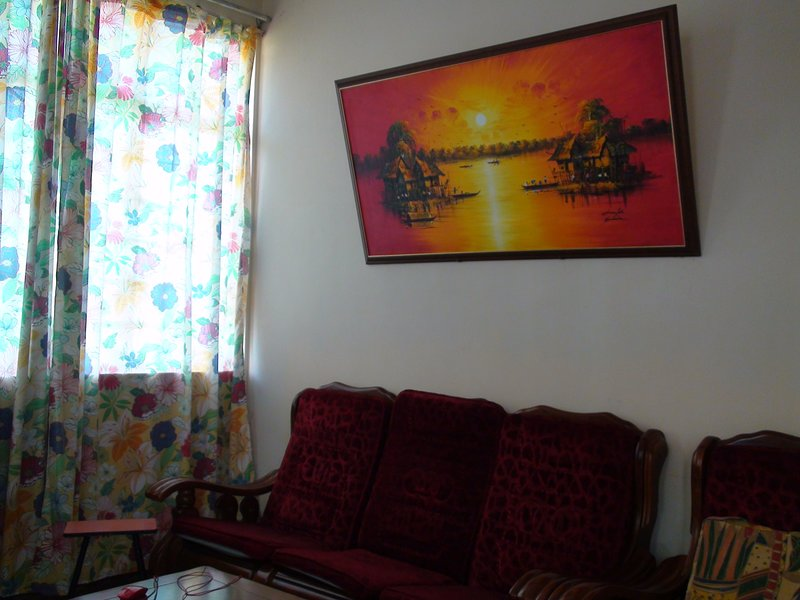 Spacious house in Coromandel & Wifi, location de vacances à Port-Louis