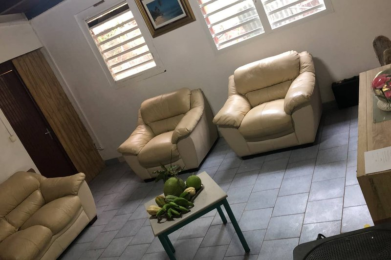 Nice house in Vieux Habitants, holiday rental in Matouba