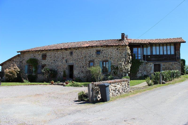 Les Chouettes, casa vacanza a Manot