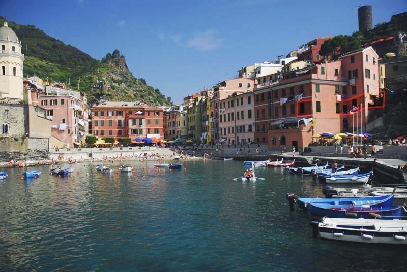 Appartamento Margherita 011030-LT-0105, holiday rental in Vernazza