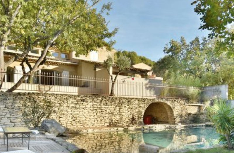 LS2-352 ESTRAMPAU, Beautiful rental with private pool and 6 people., holiday rental in Taillades