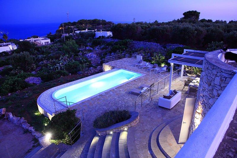 Villa Agave - Santa Maria Di Leuca, holiday rental in Castrignano del Capo